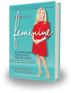 Simply Feminine by Morgan Wonderly